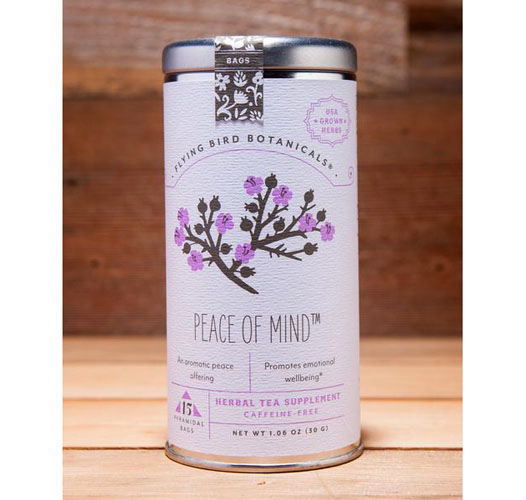 FLYING BIRD PEACE OF MIND TEA BAGS