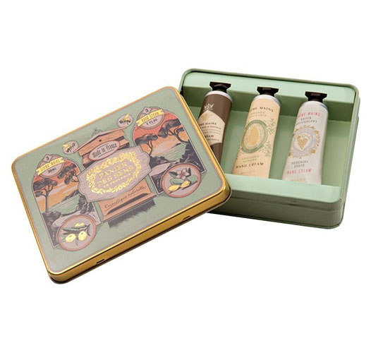 PANIER DES SENS TIMELESS HAND CREAMS - SET OF 3