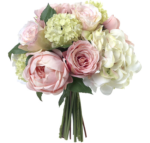 HAND-TIED BLOOMS TOWN AND COUNTRY