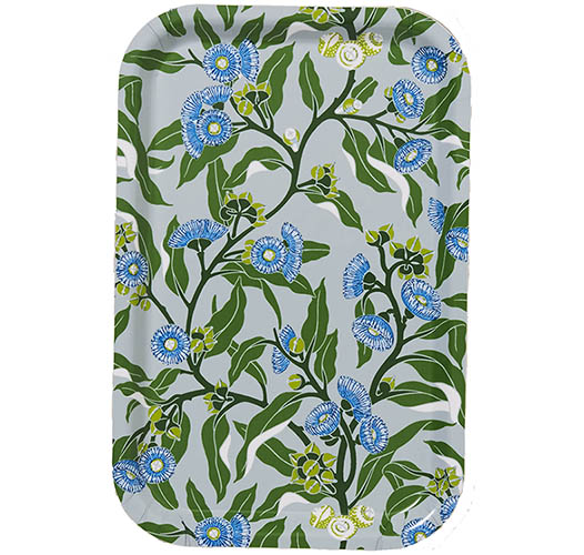 UTOPIA GOODS MALLEE GREEN BLUE TRAY
