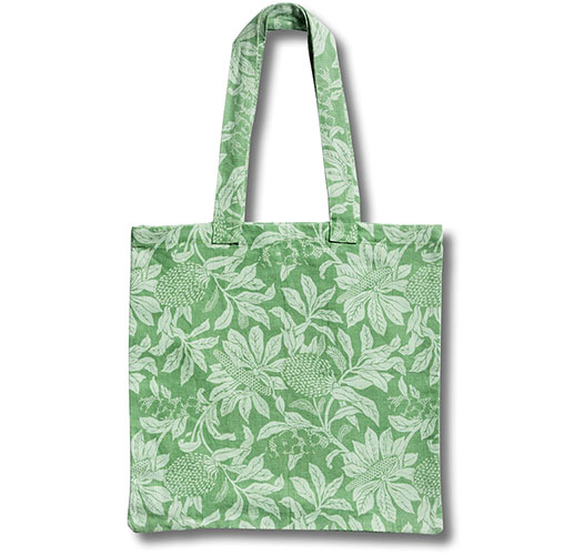 UTOPIA GOODS BANKSIA GREEN TOTE BAG