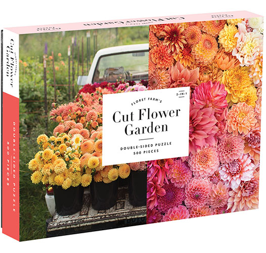 FLORET FARMS CUT FLOWER GARDEN PUZZLE