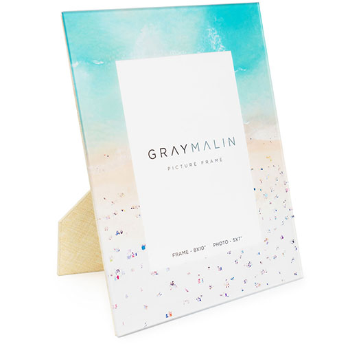 GRAY MALIN THE BEACH PICTURE FRAME