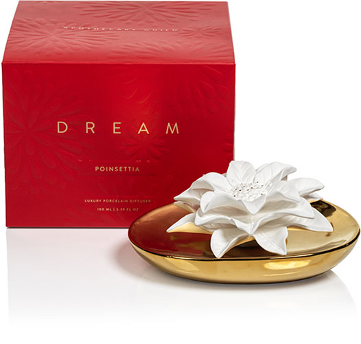 ZODAX DREAM HOLIDAY PORCELAIN DIFFUSER