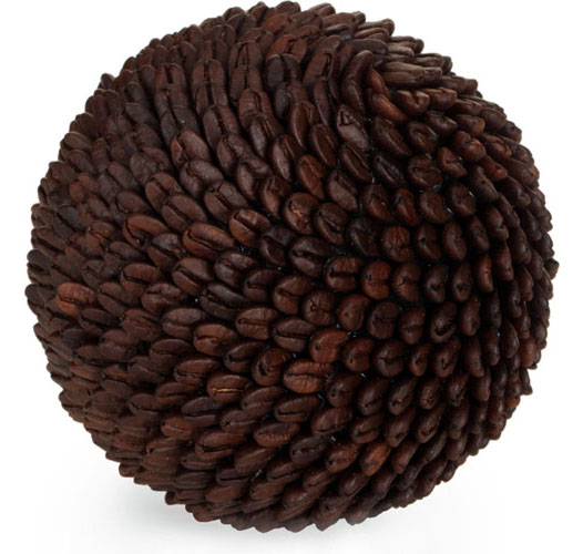 COFFEE BEAN SPHERE