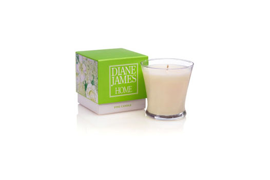 DIANE JAMES HOME SIGNATURE SCENT CANDLE
